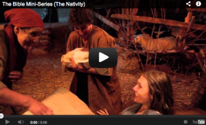 Nativity Clip